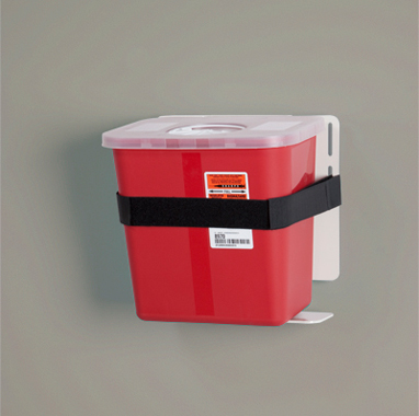 Item 18524 Wall Mount Universal Container Holder