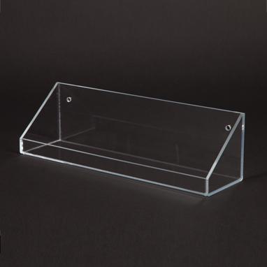 Item 18806 Shelf With Lip For Organizing Wall Board