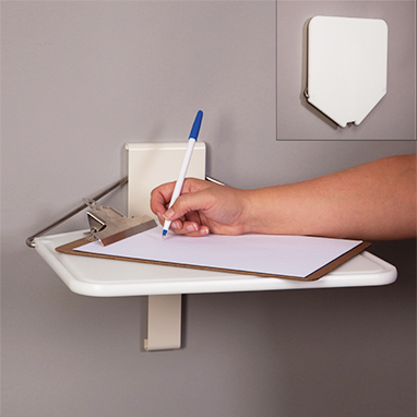 Item 19147 wall mount flip table - Wall mounted flip up table ...