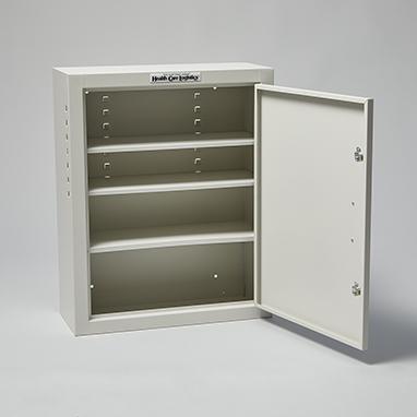 Item 3782 Narcotic Cabinet 2 Locks 1 Door