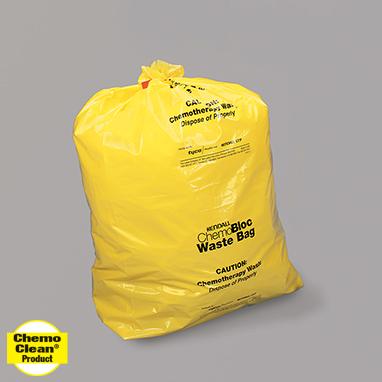 Item 9617 01 Chemo Waste Bag 20 Gal 23 X 41 1 2