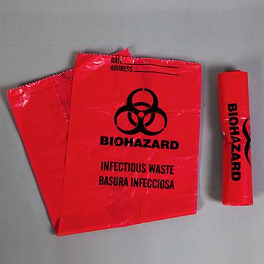 Item 9927 Biohazard Bags 5 Gallon