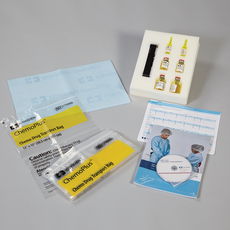 Item 11198 - Chemotherapy Training Kit For Pharmacy
