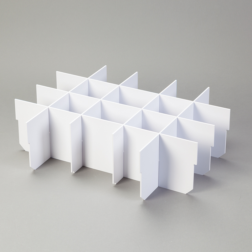 Cryogenic Box,Divider ,square, 2.75 in., without cell divider | 805x805