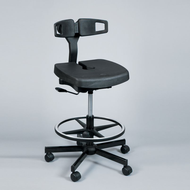 & Item 8150 - Kango® Koncept Chair with Footrest